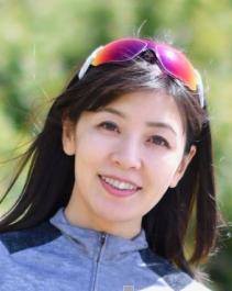 モデル・ライダー 日向 涼子さん